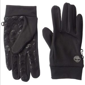 Timberland Soft Shell Gloves With Palm Grip